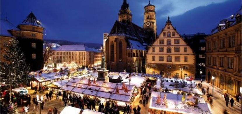 Vánoční trhy: Udělejte si výlet k sousedům