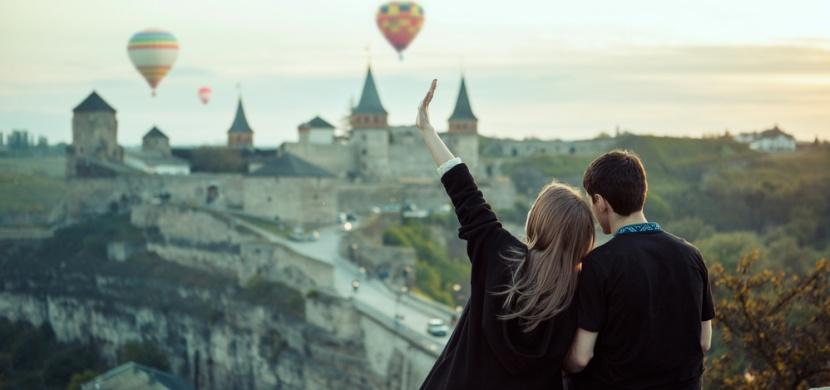 Tipy na výlety, které prospívají lásce