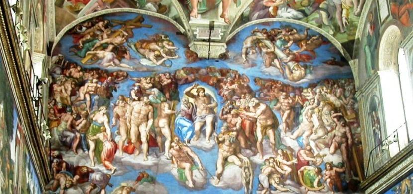 Itálie: V pokladnici umění