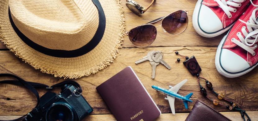 Jak a co si zabalit na cestování