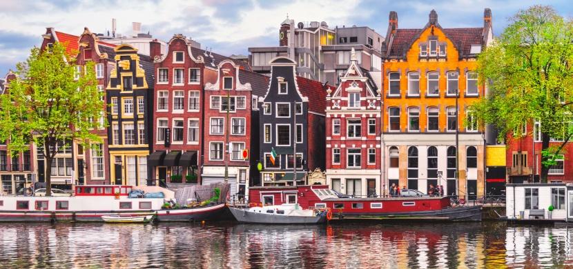 24 hodin v Amsterdamu: Přes den romantika, večer skvělá párty