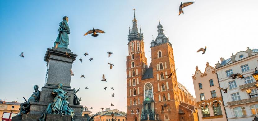 24 hodin v Krakově: Kouzelné město plné historie a skvělého jídla